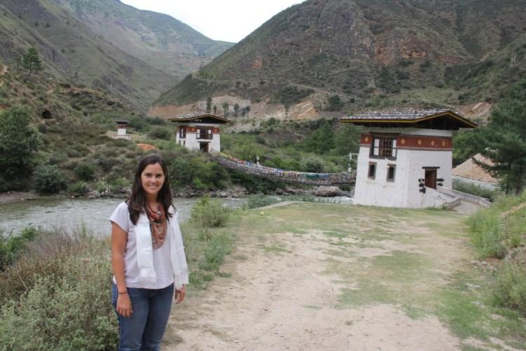 Visitando o Butão