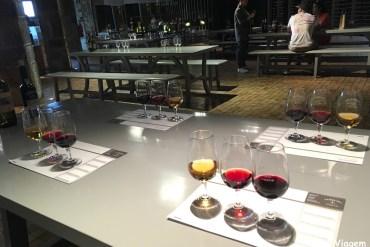 Portugal, degustação de Vinho do Porto