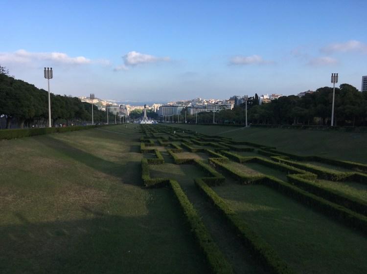 lisboa-Parque Eduardo VII
