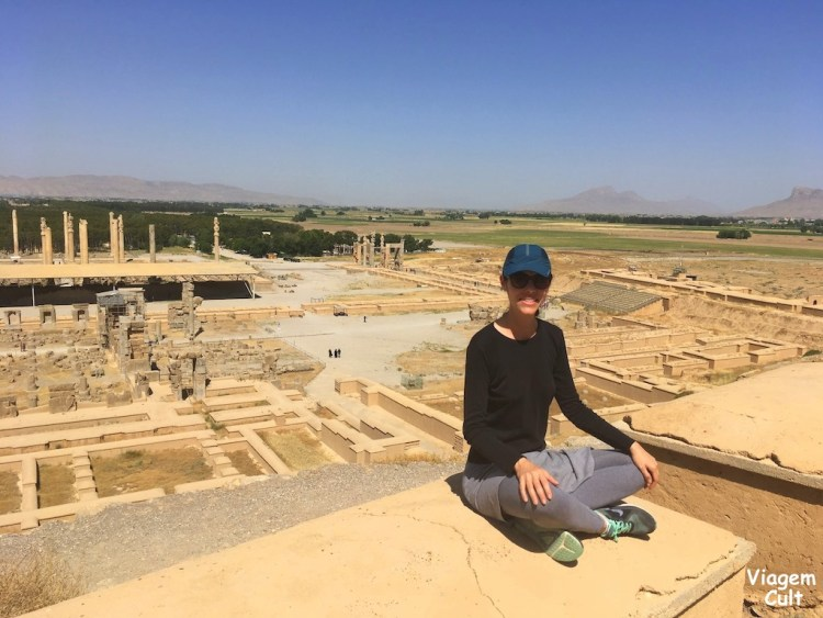 Persépolis - lucila - irã