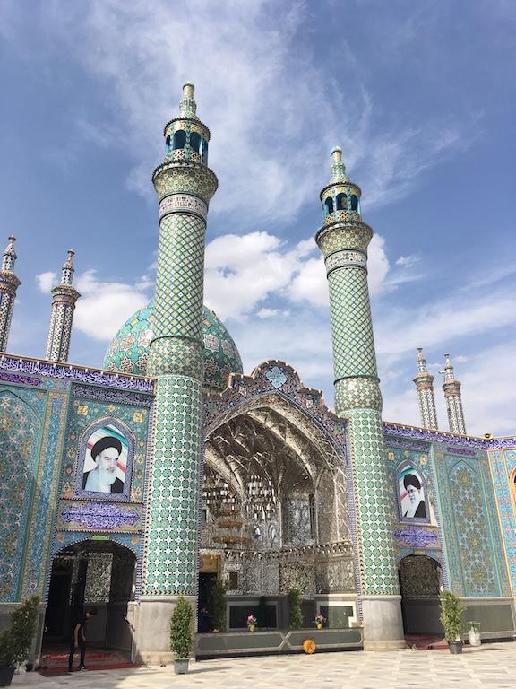 mesquitas-irã