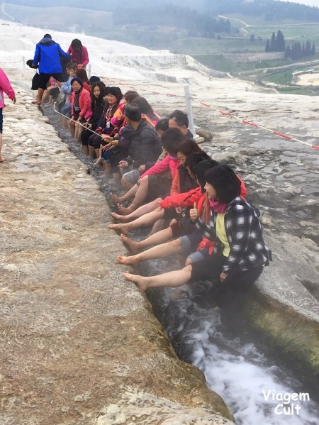 aguas termais Pamukkale
