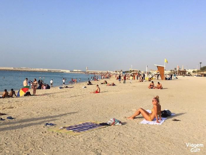 praia dubai