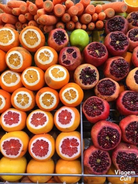 frutas turcas