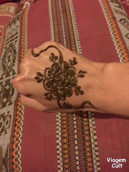 tatuagem de henna dubai