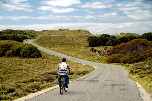 Rottnest Island, ilha na região de Perth (foto: Eduardo Vessoni)