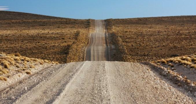 Ruta 40, considerada a maior estrada da Argentina Saiba mais (foto: Eduardo Vessoni)