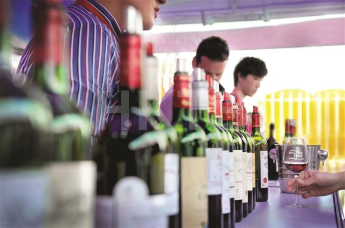 Hong Kong's Wine and Dine Festival