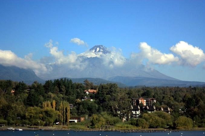 Vulcão Villarrica (foto: Eduardo Vessoni)