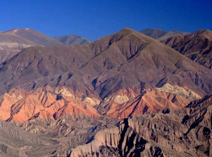 Quebrada de Humahuaca, no noroeste da Argentina (foto: Eduardo Vessoni)