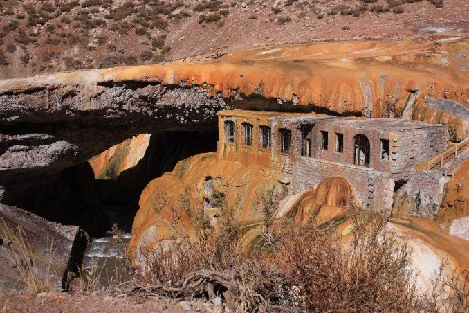 Puente del Inca, Mendoza, Argentina (foto: Eduardo Vessoni)