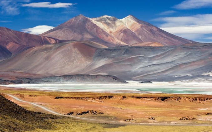 Laguna Miscanti, Atacama (foto: Jim Trodel / Flickr, Creative Commons)