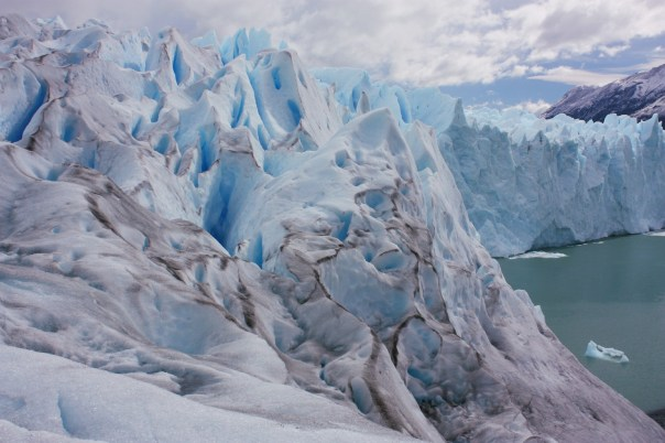 Glacial Perito Moreno (foto: Eduardo Vessoni)