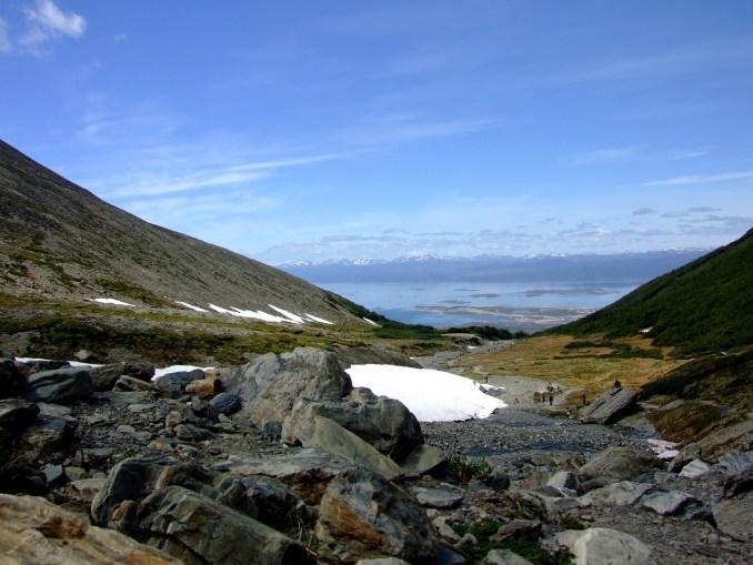 Ushuaia, na Patagônia argentina (foto: Divulgação)