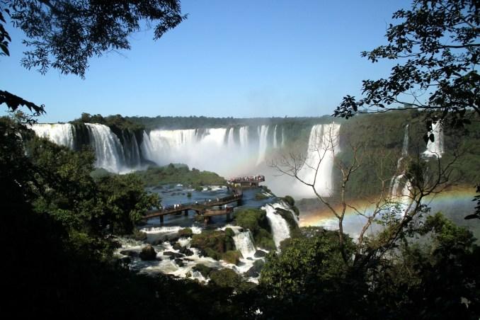 10º LUGAR: Foz do Iguaçu (foto: Eduardo Vessoni)