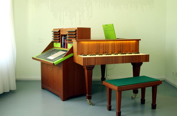 Schumann Verein, em Leipzig (foto: Eduardo Vessoni)