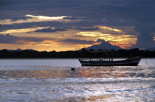 Praia de Superagui, no litoral norte do Paraná (foto: Eduardo Vessoni)