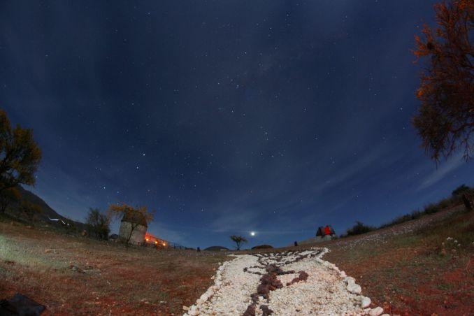 Observatório Cruz del Sur, no Chile (foto: Gerzo Gallardo/ Flickr-Creative Commons)