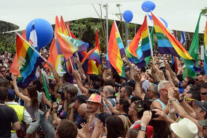Parada gay de Tel Avi (foto: U.S. Embassy Tel Aviv/Flickr-Creative Commons)