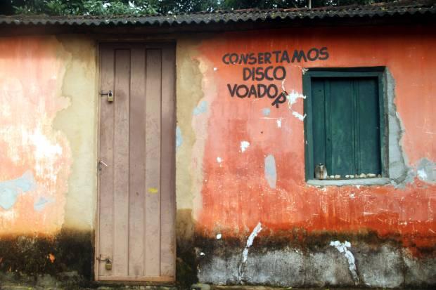 """Camping """"Consertamos Disco Voador"""" (foto: Eduardo Vessoni)"""