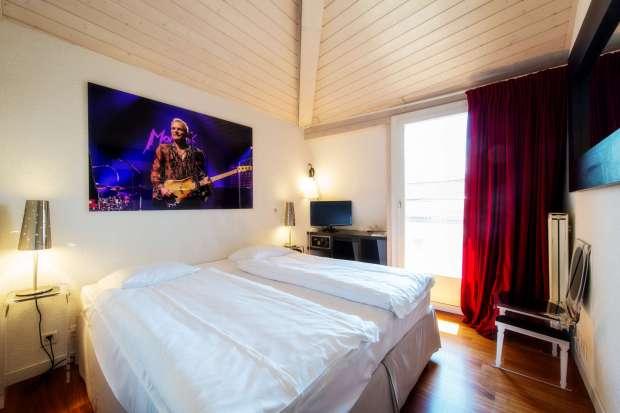 Tralala, hotel boutique de Montreux (foto: Divulgação)