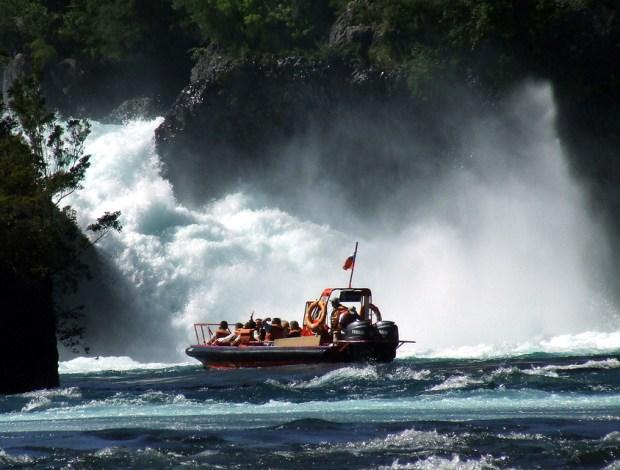 Saltos del Petrohue (foto: AlejandroVN/Flickr-Creative Commons)