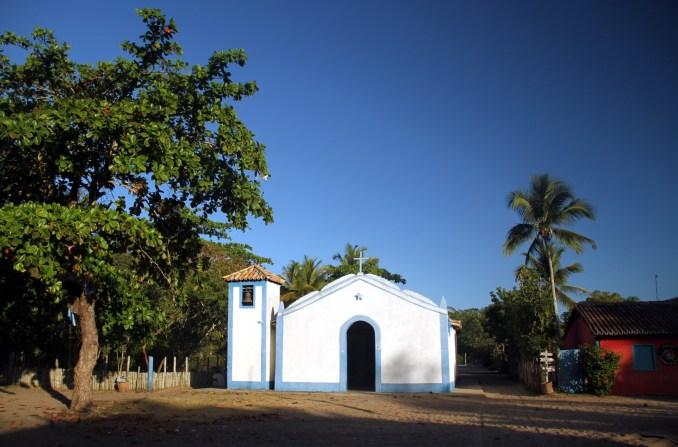 Caraíva, no litoral sul da Bahia (foto: Eduardo Vessoni)