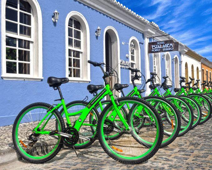Hotel Estalagem, em Porto Seguro (foto: Divulgação)