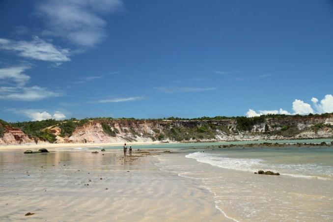 Juacema, praia entre a Praia do Espelho e Caraíva, no sul da bahia (foto: Eduardo Vessoni)