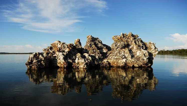 Lagoa da Confusão (foto: Emerson Silva/MTur)