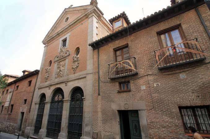 Convento de las Trinitarias Descalzas, em Madrid (foto: Wikimedia Commons)
