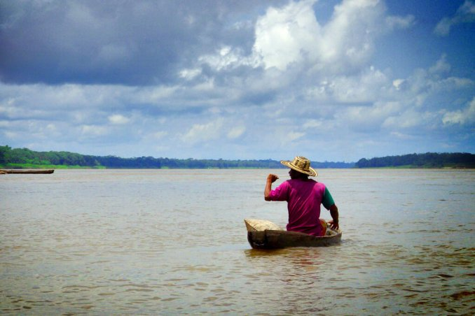 A Amazônia é cenário do filme 'O Abraço da Serpente' (foto: Camilo Rueda López/Flickr-Creative Commons)
