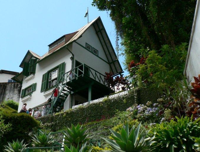 Museu Casa de Santos Dumont, em Petrópolis (foto: Wikipedia Commons)