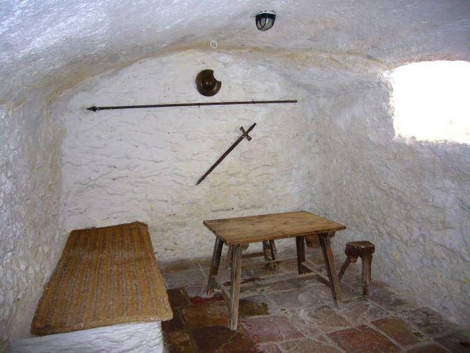 Casa de Medrano, em Argamasilla de Alba (foto: Wikimedia Commons)