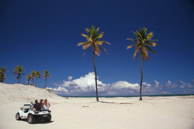 Mangue Seco, no litoral norte da Bahia (foto: Eduardo Vessoni)