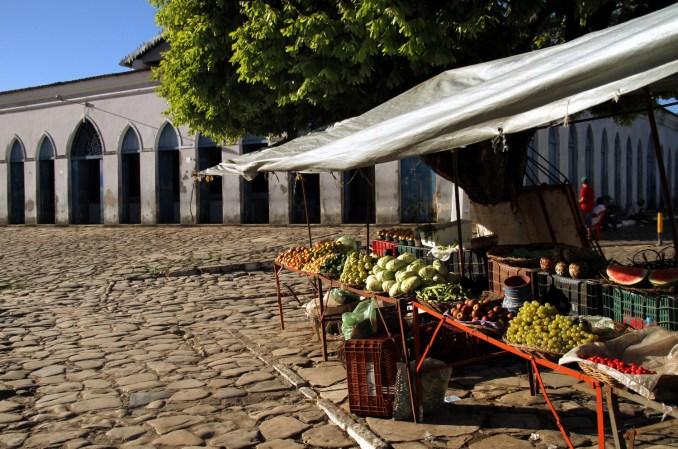 Mercado Municipal de Laranjeiras, em Sergipe (foto: Eduardo Vessoni)