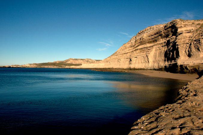 Península Valdés, principal acesso à Península Valdés (foto: Vince Smith/Flickr-Creative Commons)