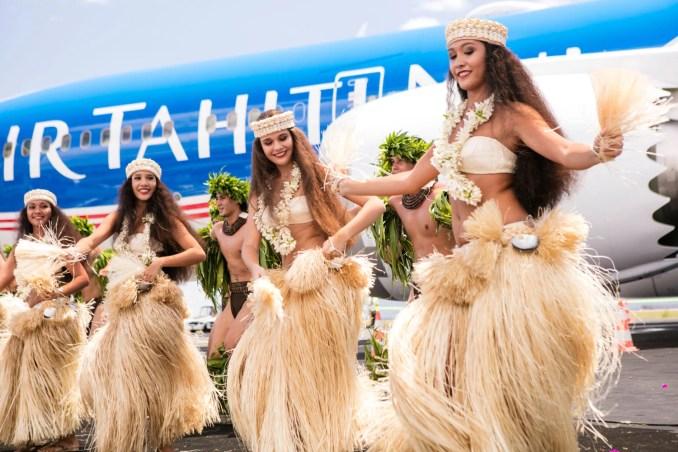 foto: Air Tahiti Nui