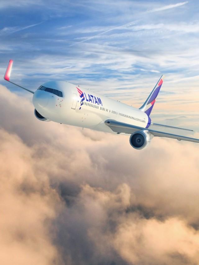LATAM anuncia retorno de voos para Orlando e Mendoza