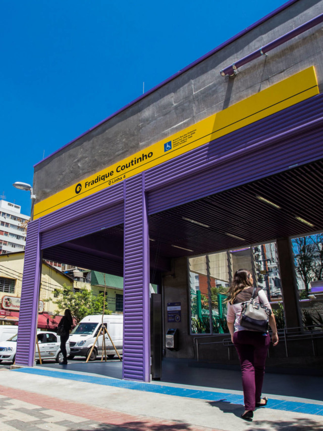 Atrações de São Paulo para conhecer de metrô e trem
