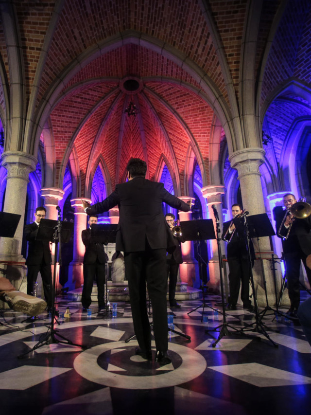Catedral da Sé volta a ter shows na cripta