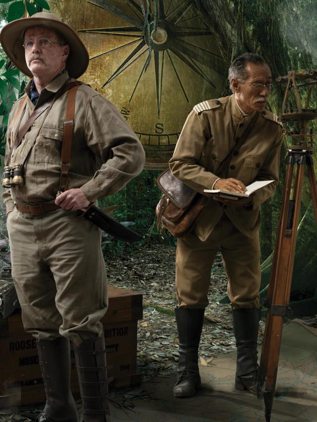 """O Hóspede Americano"" na HBO Max"