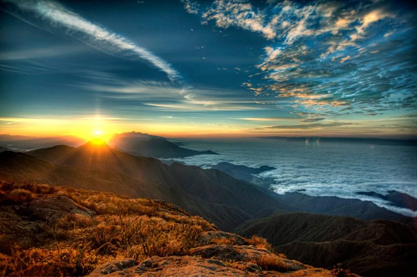 Picos Culminantes do estado de são paulo