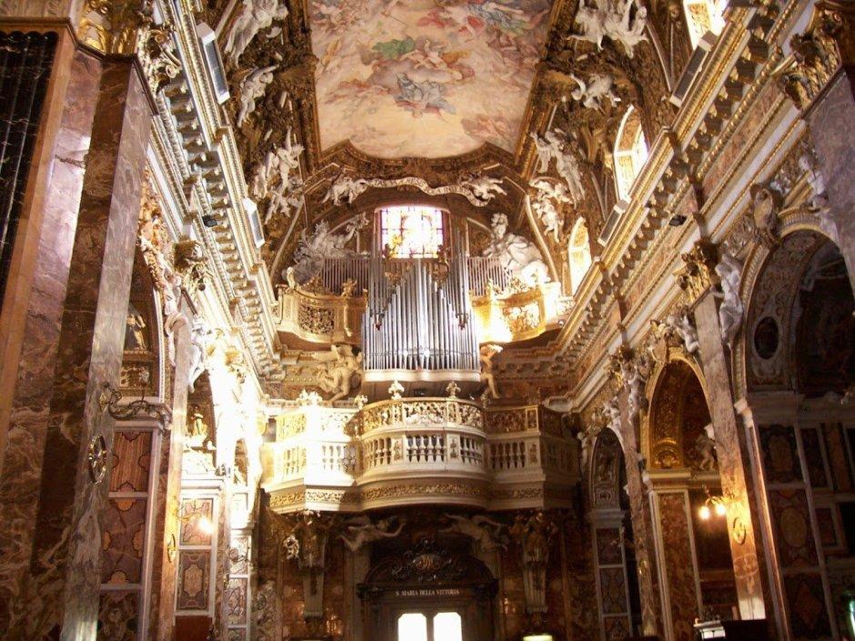 O Êxtase de Santa Teresa d'Ávila de Bernini, em Roma
