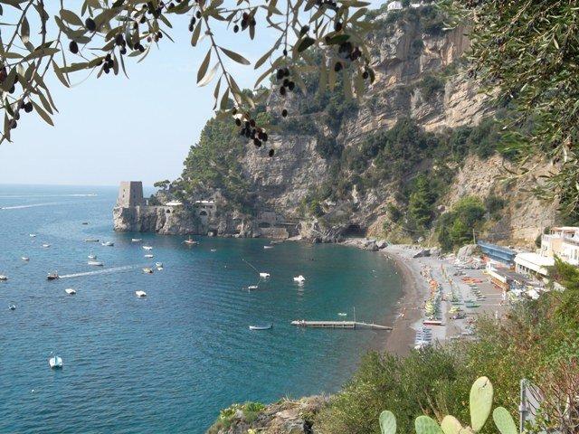 O que fazer em Positano, Costa Amalfitana