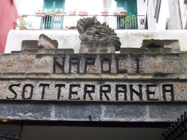 Nápoles Subterrânea. Museu Arqueológico de Nápoles
