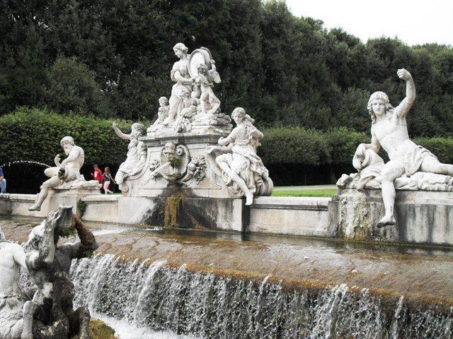 🏛️ Palácio Real de Caserta, Itália: Patrimônio UNESCO