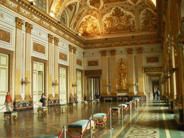 Palácio Real de Caserta (Reggia di Caserta), Itália