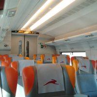 Passagens de trem na Itália: Trem Italo
