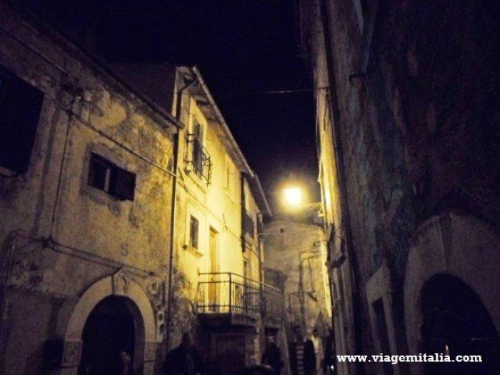 Dicas de viagem na Itália. Abruzzo
